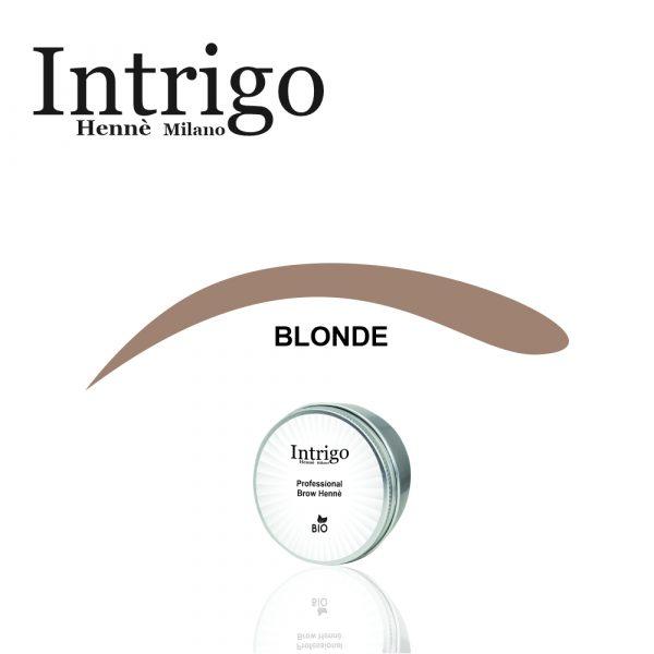 Professional Brow Hennè Blonde